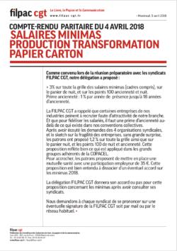Compte-rendu de la commission paritaire salaire  dans CGT UPM Chapelle Darblay productionpapier5avril18-250x354