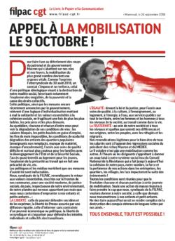 Appel à la mobilisation le 9 octobre ! de la FILPAC dans CGT UPM Chapelle Darblay filpac9oct18-1-250x343